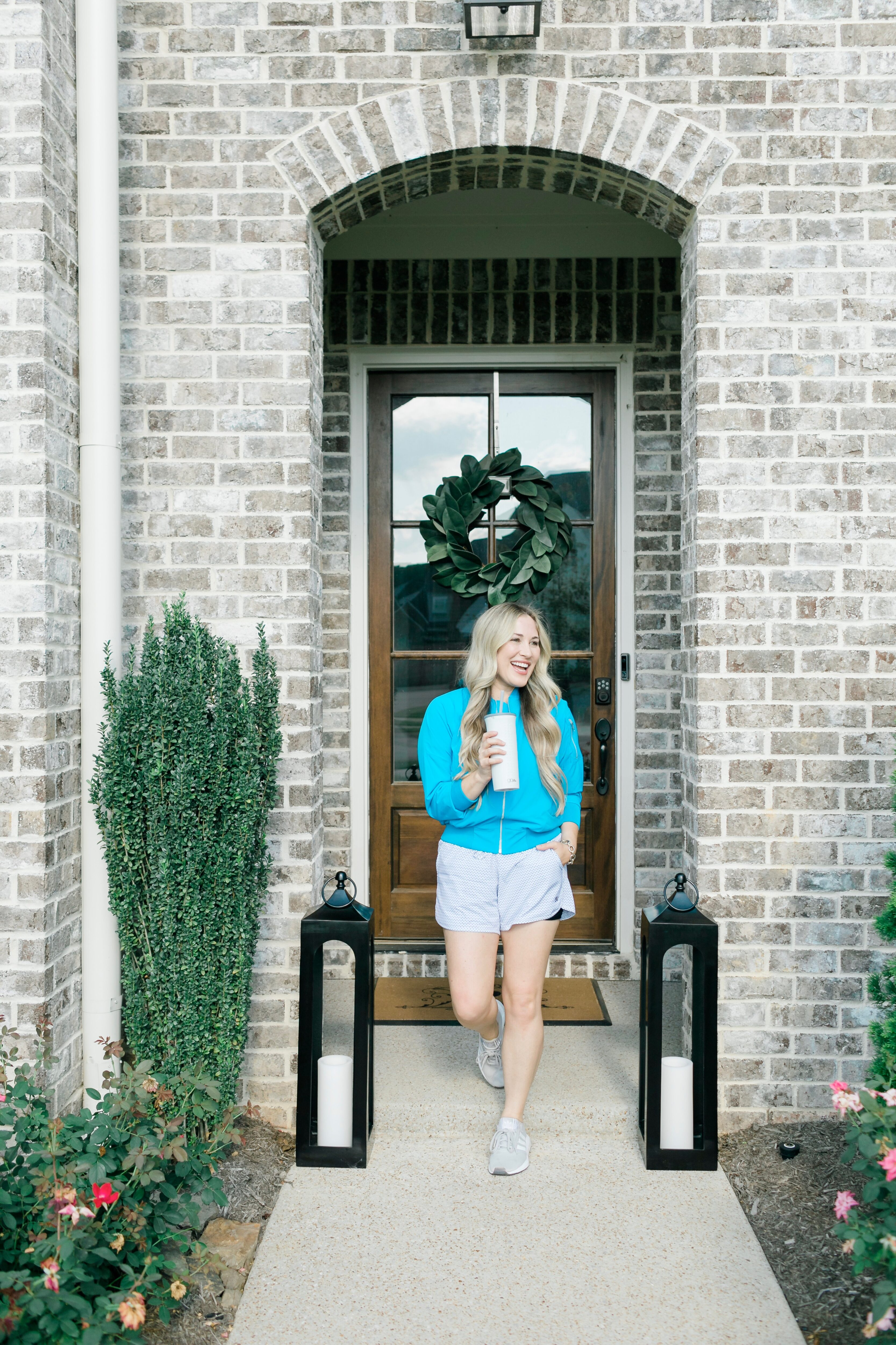 Fall Fitness Challenge for the Busy Mom featured by top US fitness blogger, Walking in Memphis in High Heels.
